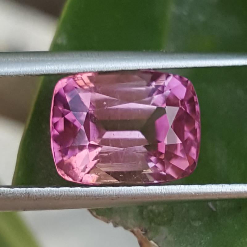 Jaba Baby Pink Tourmaline 2.90 CTS