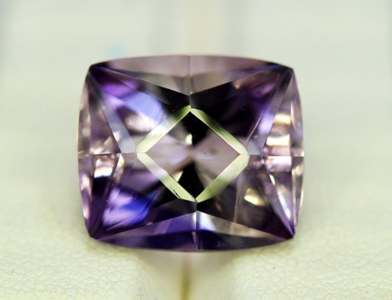 Amethyst, 15.65 Cts Natural Top Color & Cut Amethyst Gemstones
