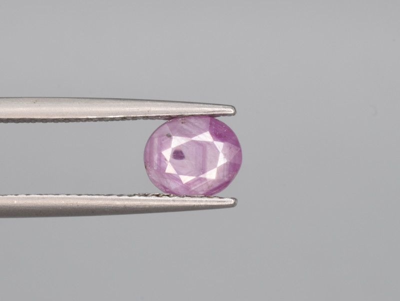 Natural Ruby 1.52 Cts from Guinea