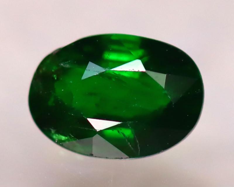 Tsavorite 0.68Ct Natural Intense Vivid Green Color Tsavorite Garnet D2601