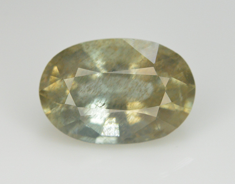 4.75 Carat Natural Green Beryl Gemstone