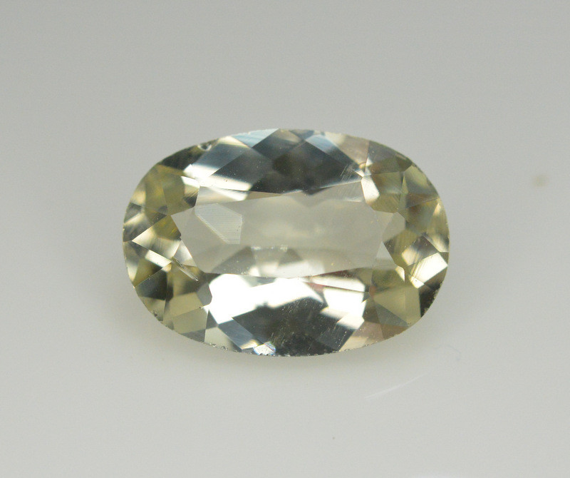 3 Carat Natural Green Beryl Gemstone