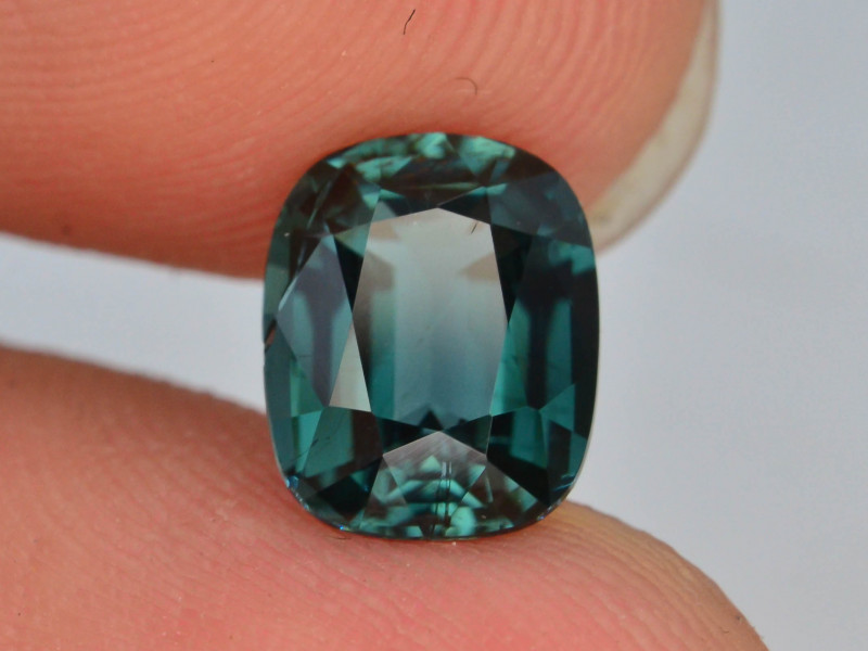 AAA Blue Lagoon 1.55 Ct Natural Tourmaline ~ Afghanistan