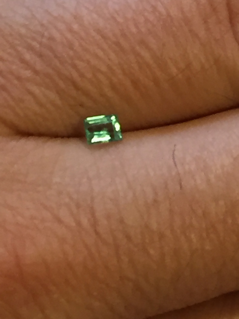 0,28ct Colombian Emeralds Ref 81/170  Colombian Emerald emerald Natural col