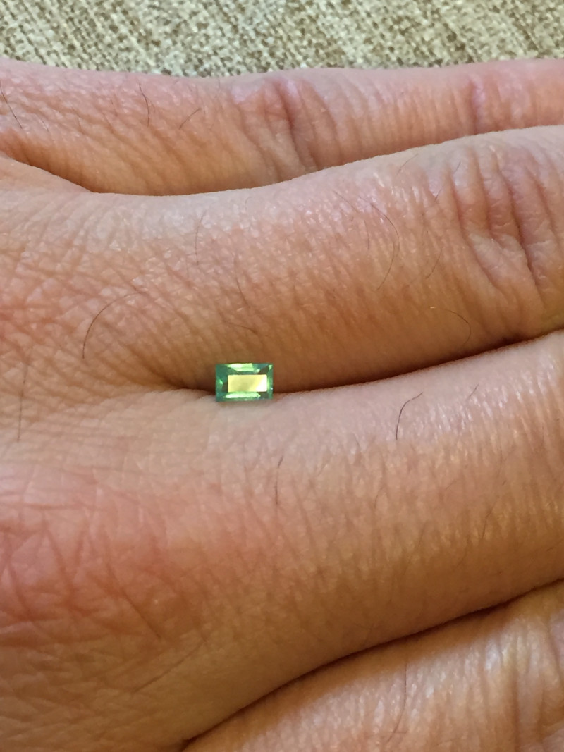 0,28ct Colombian Emeralds Ref 98/170  Colombian Emerald emerald Natural col