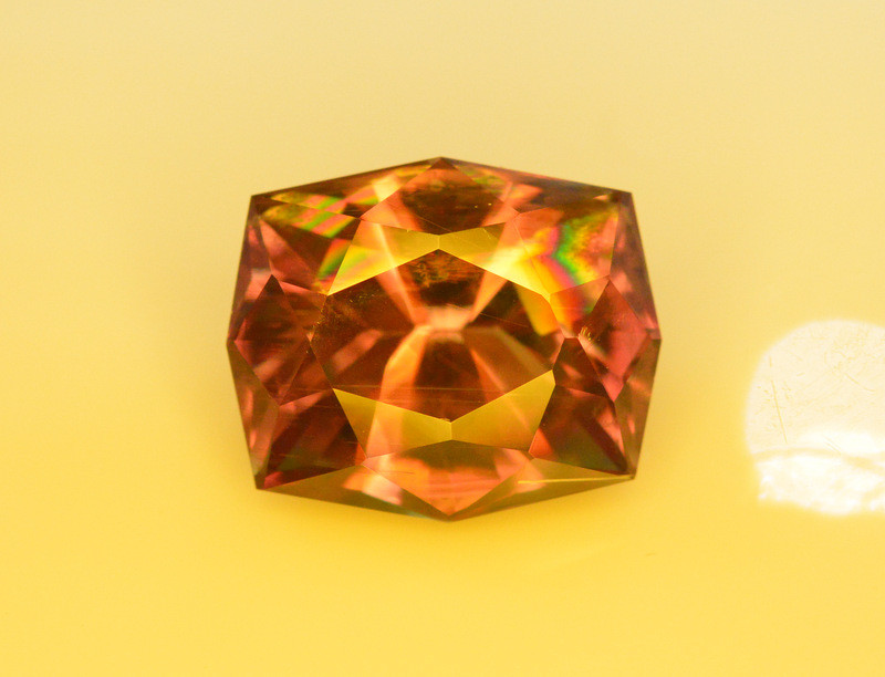 Natural Color Change 10.10 Ct Turkish Disapore