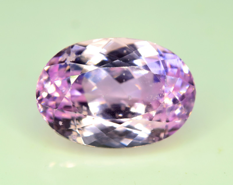 NR 5.40  cts Natural Pink Kunzite Gemstone