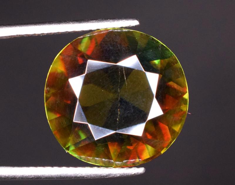 7.75 carats fiery Sphene  Gemstone