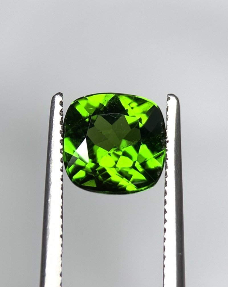 1.60 Cts  Natural Chrome diopside Gemstone