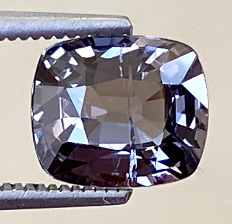 1.85  Natural Spinel Sparkiling Luster Top Quality Gemstone. SP 07