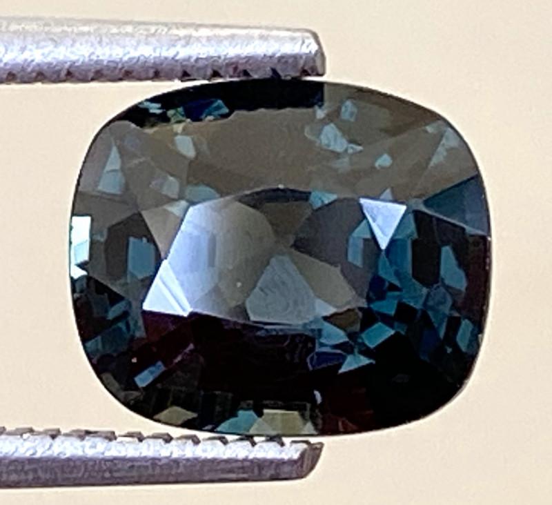 1.65  Natural Spinel Sparkiling Luster Top Quality Gemstone. SP 08
