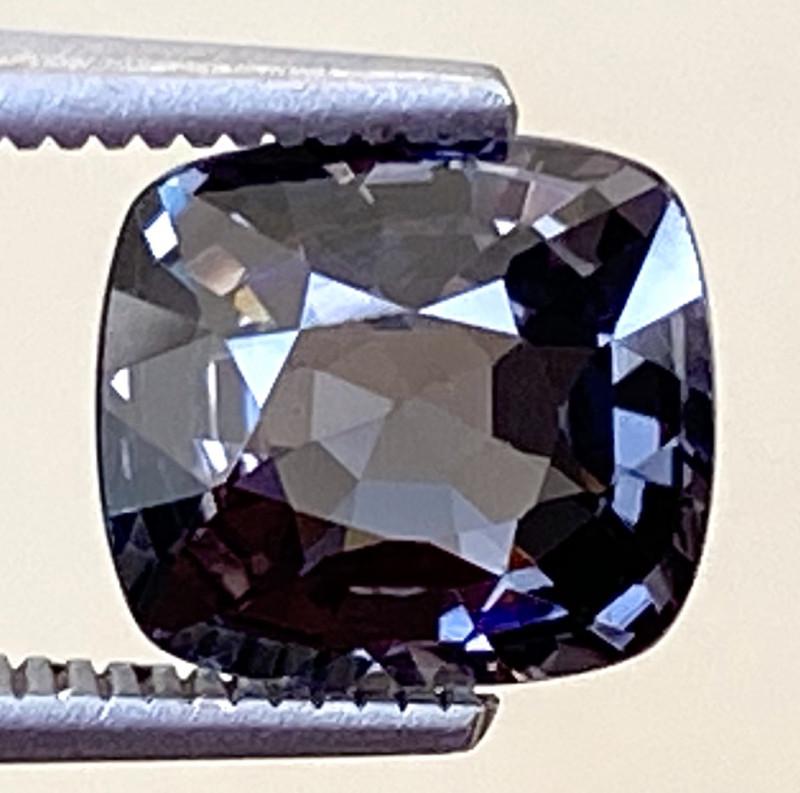 1.65  Natural Spinel Sparkiling Luster Top Quality Gemstone. SP 12