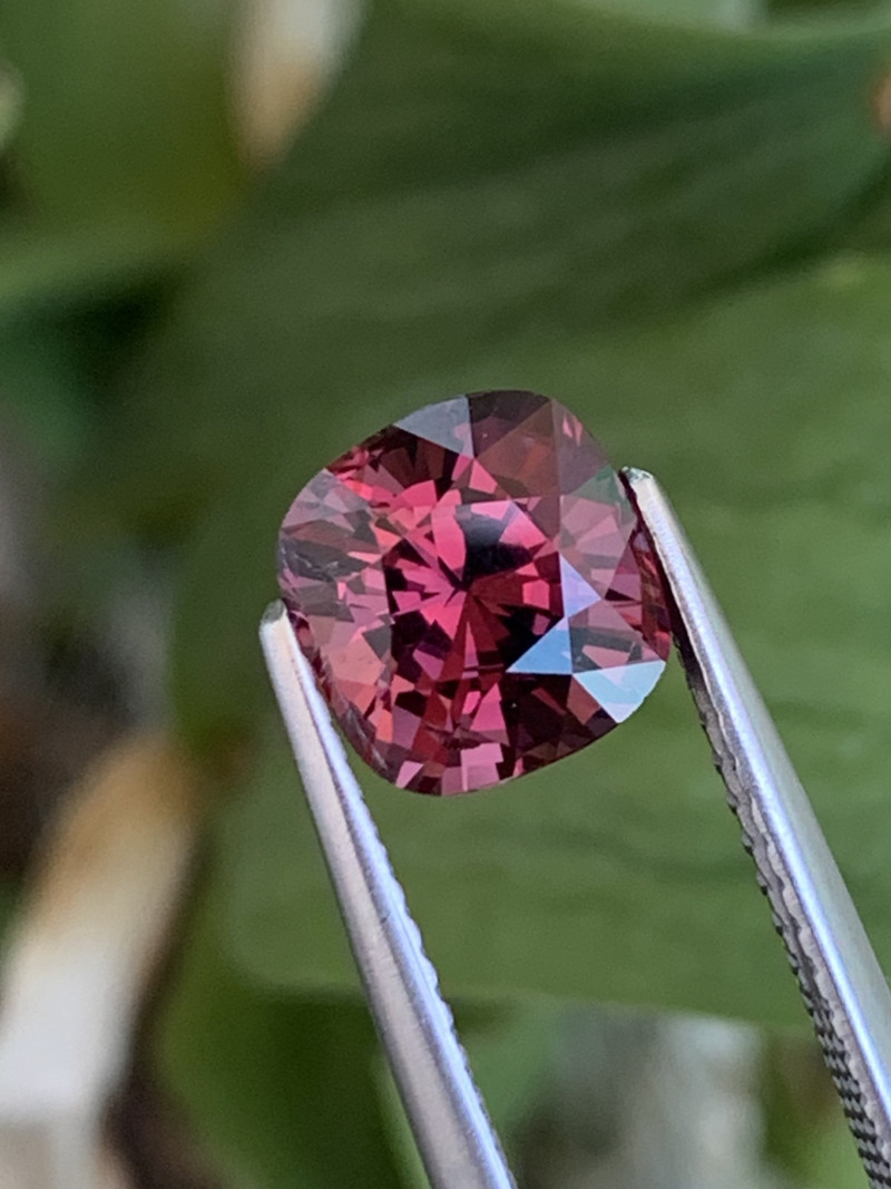 2.29 Cts Vietnam Top Quality Raspberry Rose Pink Spinel Unheated
