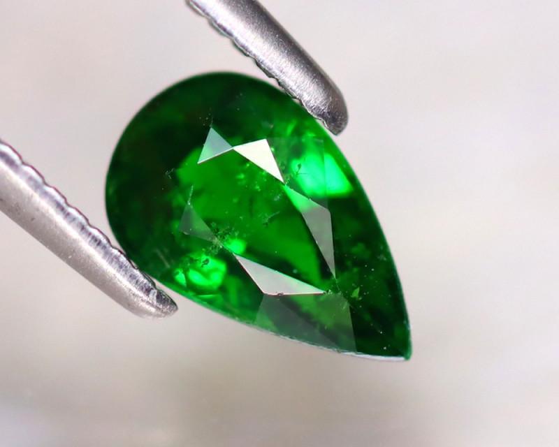 Tsavorite 0.80Ct Natural Intense Vivid Green Color Tsavorite Garnet EF2727