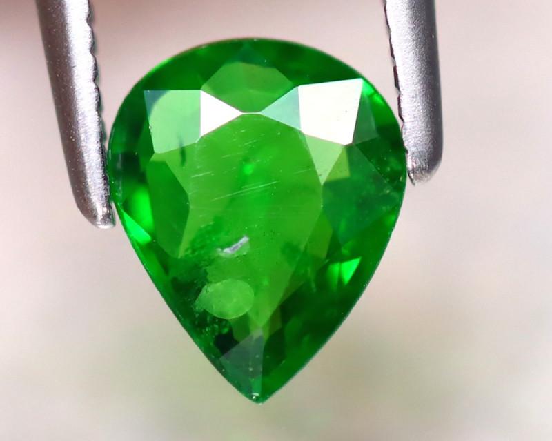 Tsavorite 0.87Ct Natural Intense Vivid Green Color Tsavorite Garnet EF2729