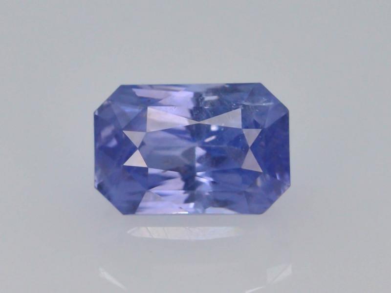 GGI CERT ~Top Color 1.05 ct Natural BLUE Sapphire