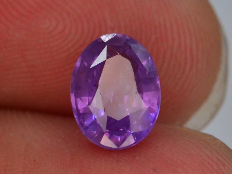 Top Color 1.30 ct Natural Pink Sapphire
