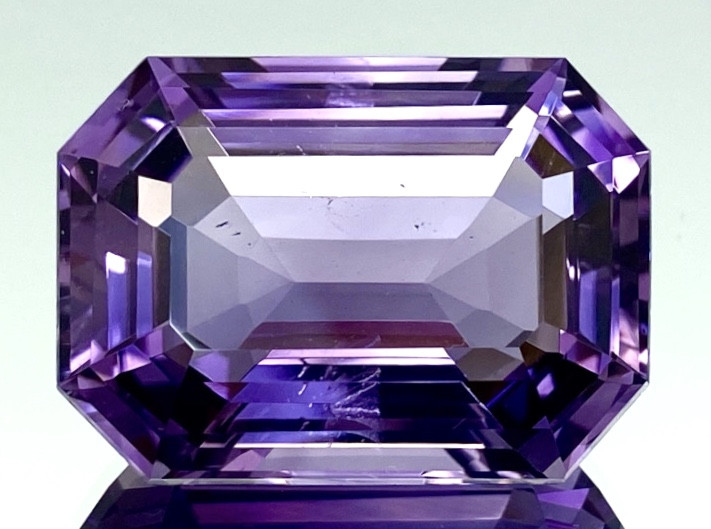 45.65 Ct Natural Amethyst Top Cutting Top Quality Gemstone.ATF 01