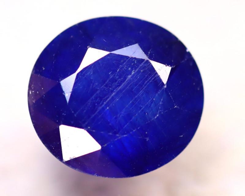 Ceylon Sapphire 17.18Ct Royal Blue Sapphire ER278/A23