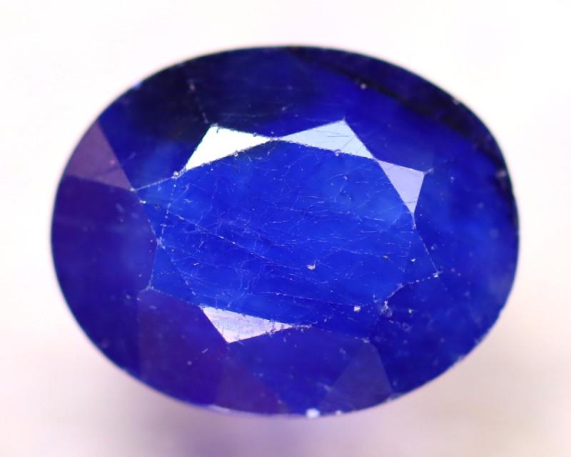 Ceylon Sapphire 13.58Ct Royal Blue Sapphire ER281/A23