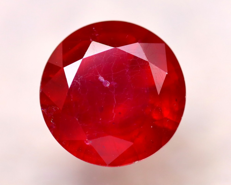 Ruby 9.54Ct Madagascar Blood Red Ruby ER295/A20