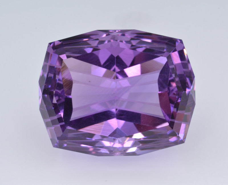 Natural Amethyst 49.65 Cts Top Quality with Precision Cut