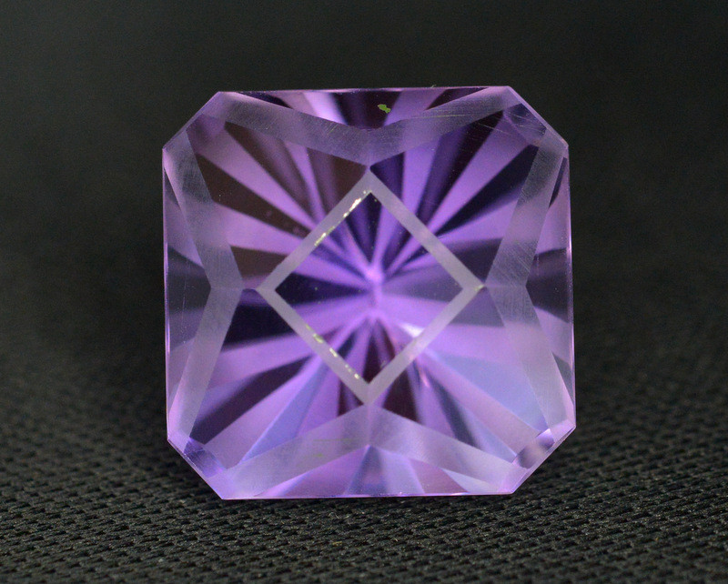 Quality Cutting  24.40  Ct Sparkling Color Natural Amethyst