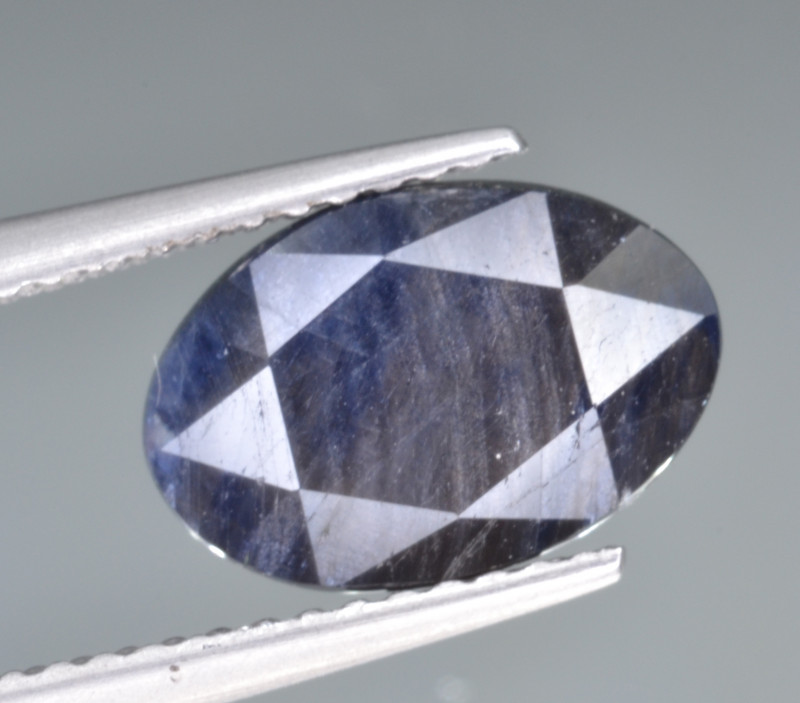 Natural Sapphire  3.18  Cts From Afghanistan