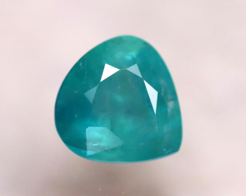 Grandidierite 1.28Ct Natural World Rare Gemstone D0112/B11