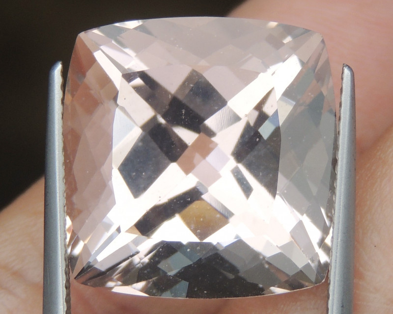 18.30ctscts, Pink Morganite,   Untreated,