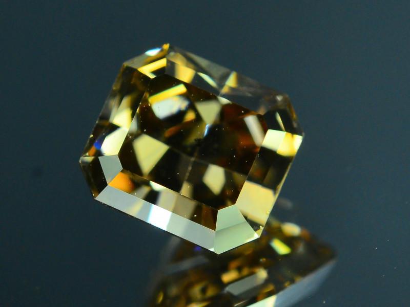 AIG~Cert~1.05 ct Whiskey Diamond Untreated~$6000.00