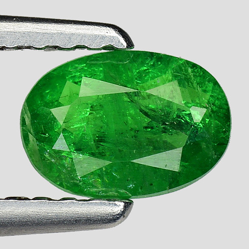 0.57 Crt Untreated Tsavorite Awesome Color ~ Africa TS35