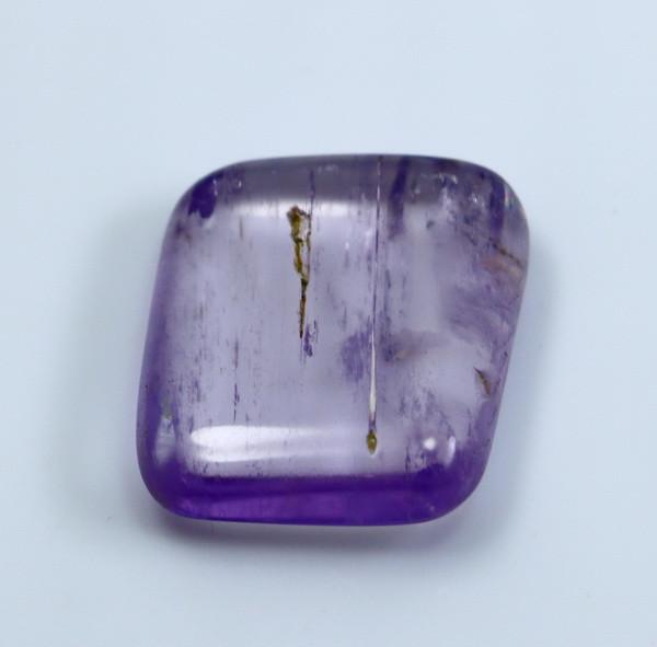 NR!!! 34.50 CTs Natural - Unheated Purple Kunzite Tumble