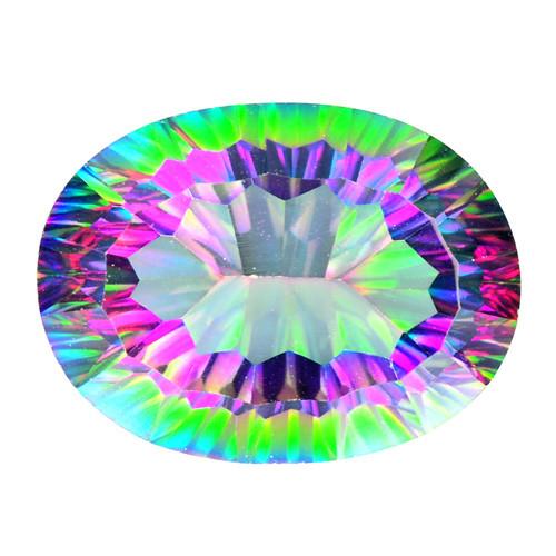 20.10 CTS Mystic Quartz Natural Gemstone