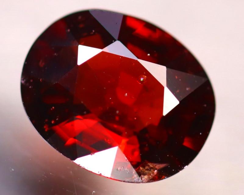 Almandine 2.45Ct Natural Vivid Blood Red Almandine Garnet E0614/B3