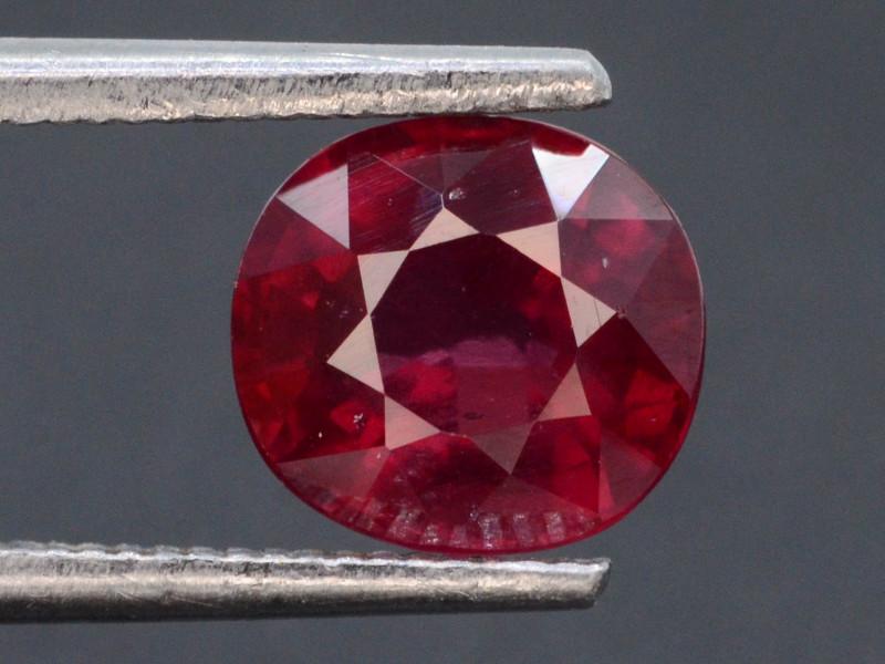 AAA Cut 1.30 Ct Natural Ravishing Color Rhodolite Garnet .A.