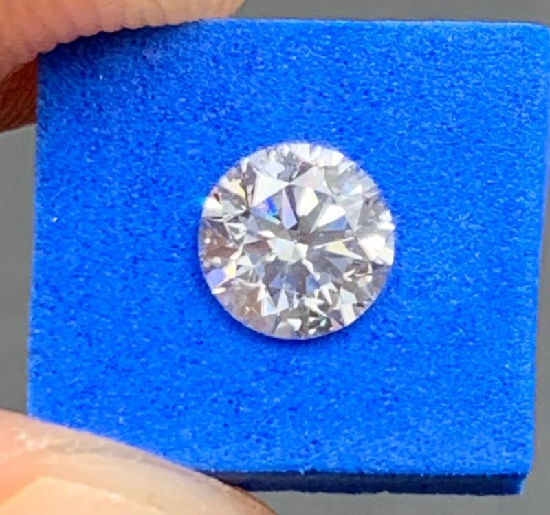 IGI Certified 0.45 ct Diamond Gemstone