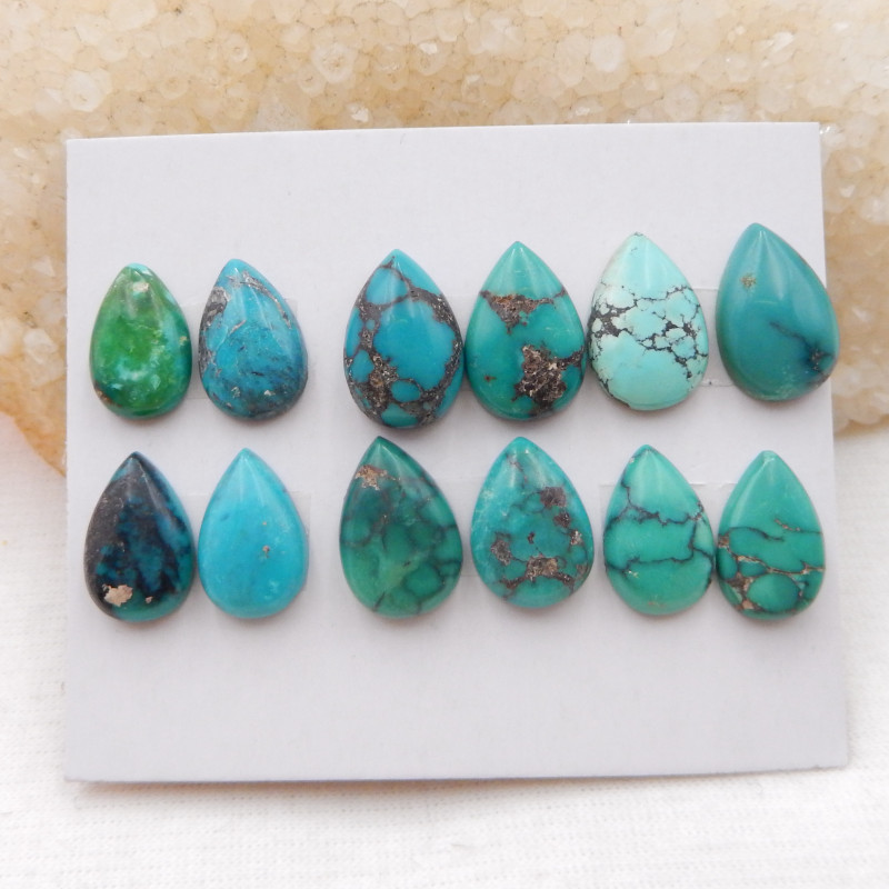 25cts Lucky Turquoise ,Handmade Gemstone ,Turquoise Cabochons ,Lucky Stone