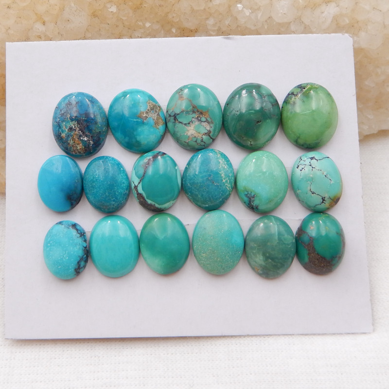 50cts Lucky Turquoise ,Handmade Gemstone ,Turquoise Cabochons ,Lucky Stone