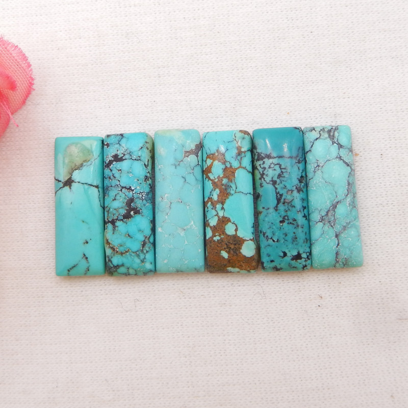 31cts Lucky Turquoise ,Handmade Gemstone ,Turquoise Cabochons ,Lucky Stone