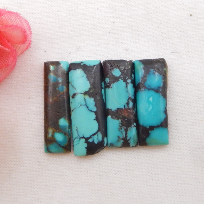 22.5cts Lucky Turquoise ,Handmade Gemstone ,Turquoise Cabochons ,Lucky Ston