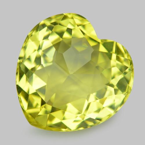 Lemon Quartz 10.06 Cts Natural Gemstone