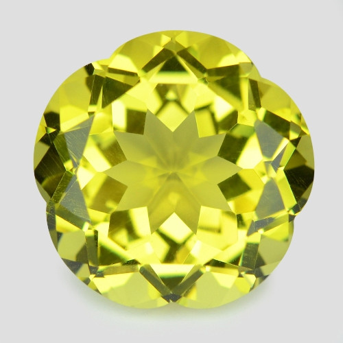 Lemon Quartz 23.68 Cts Natural Gemstone