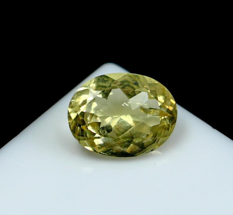 NR!!! 1.55 CTs Natural - Unheated Green Apatite Gemstone