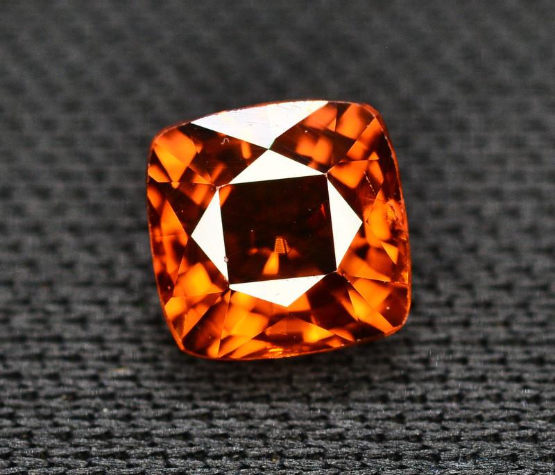 Orange Color Zircon 2.05 Ct Natural Top Color