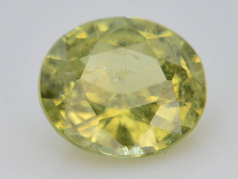 Top Grade 1.30 ct Demantoid Garnet