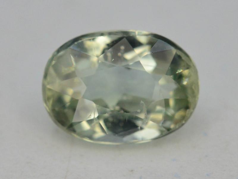 Light Green 1.35 Ct Natural Tourmaline