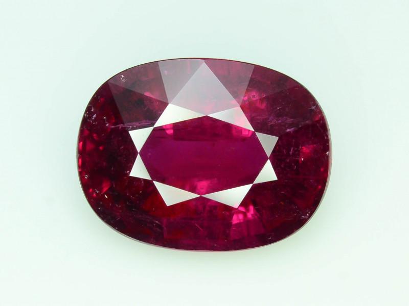 Top Color 10.20 ct Rubelite Tourmaline