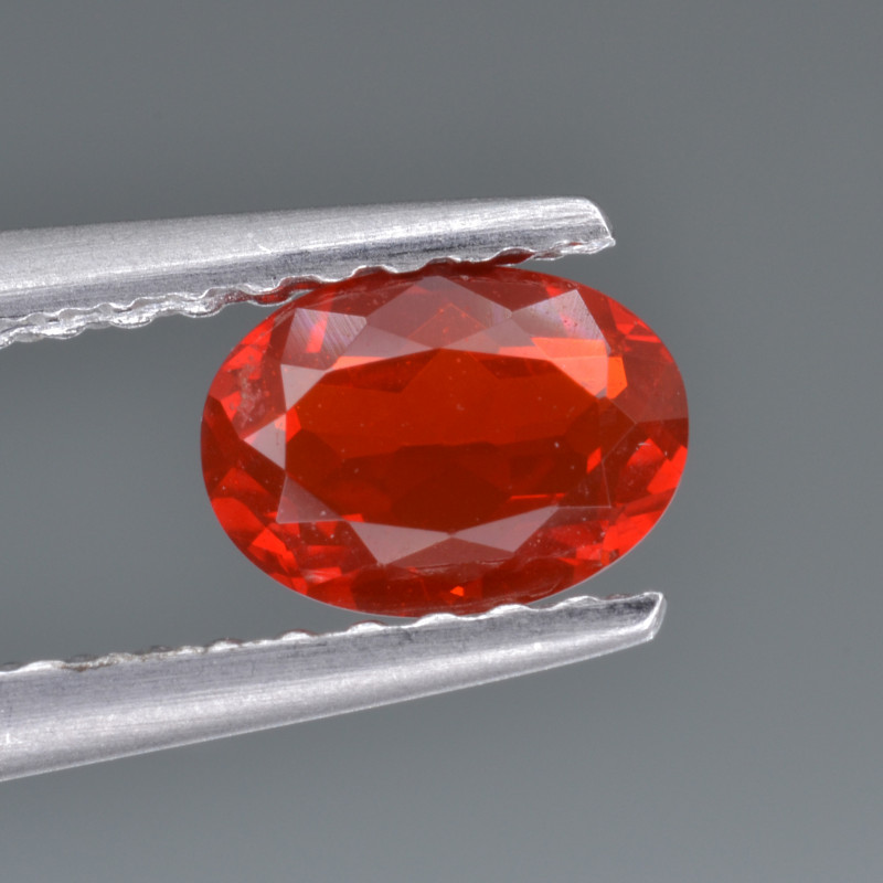 Natural Fire Opal 0.33 Cts Good Quality from Mexico