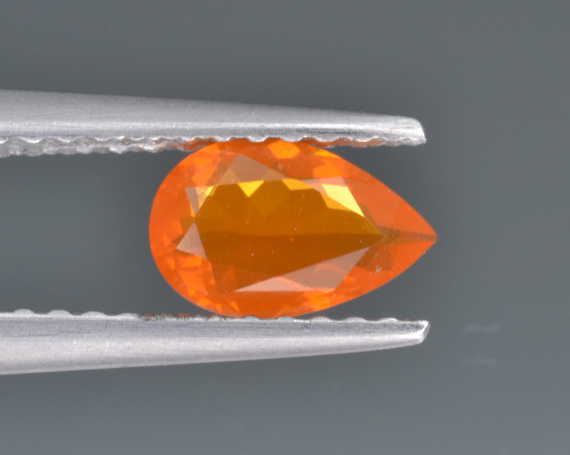 Natural Fire Opal 0.34 Cts Good Quality from Mexico